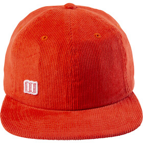 Topo Designs Corduroy Bonnet, coral